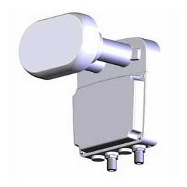 LNB Duoblock twin 60 cm antenne