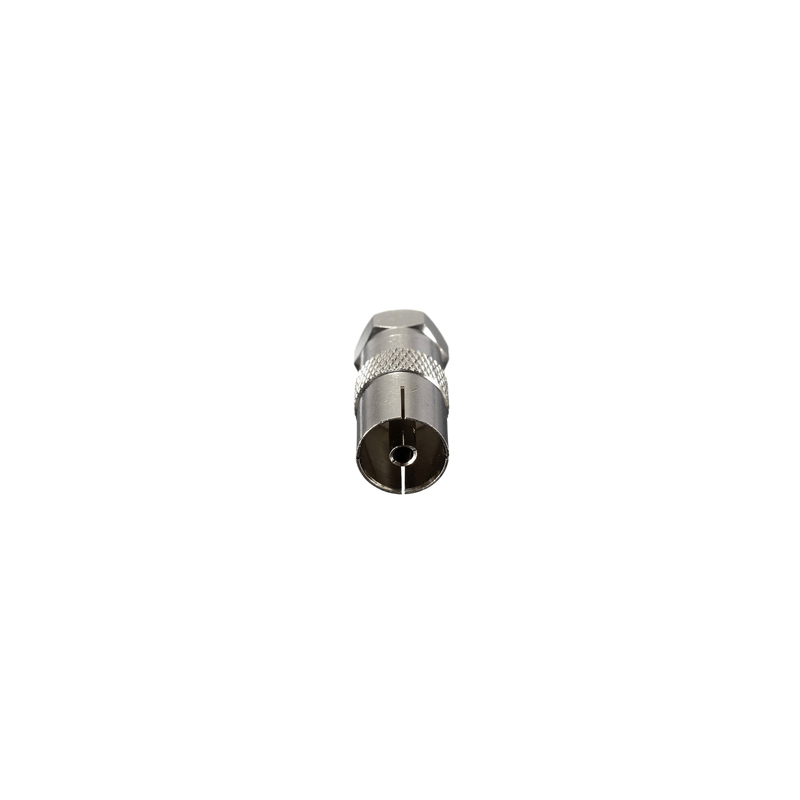 RF vrouw F connector