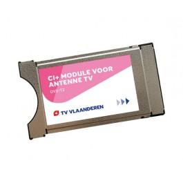 CI+ Module voor Antenne TV