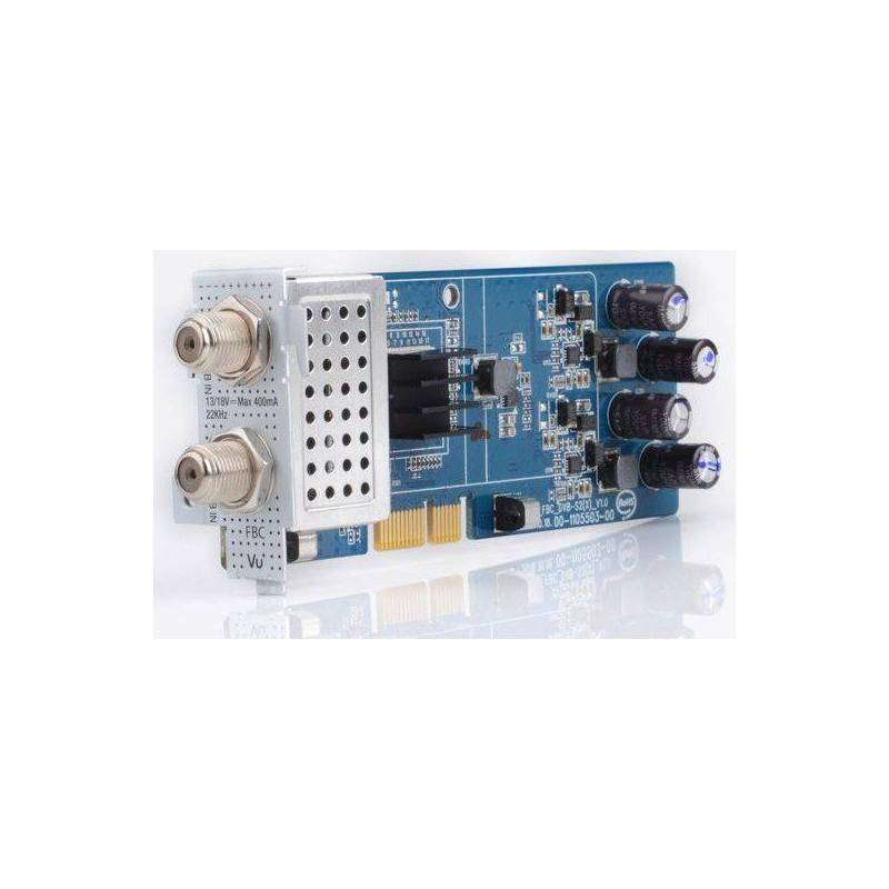 VU+ Tuner FBC DVB-S2