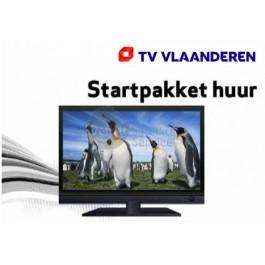 TV Vlaanderen huur pakket
