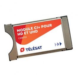 Télésat CAM701 met geïntegreerde smartcard
