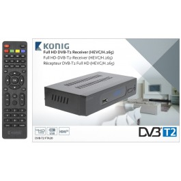 DVB-T KÖNIG FTA20